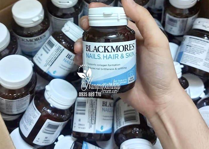Blackmores Nail, Hair and Skin - 60 viên của Úc 9
