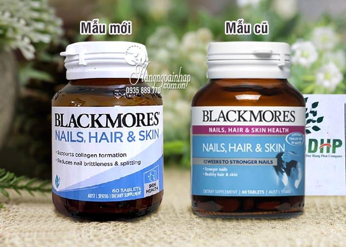 Blackmores Nail, Hair and Skin - 60 viên của Úc 1