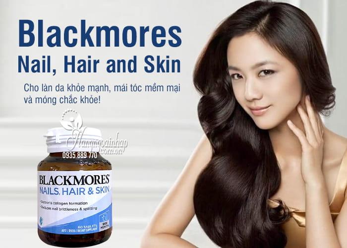 Blackmores Nail, Hair and Skin - 60 viên của Úc 7