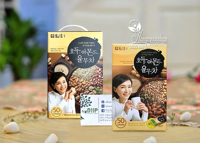 Bột ngũ cốc dinh dưỡng Damtuh Hàn Quốc 50 gói 36