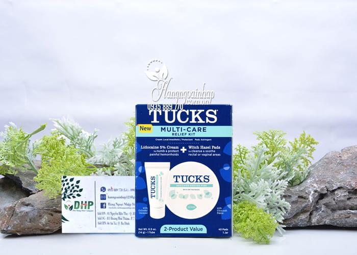 Combo cho người bệnh trĩ Tucks Multi-Care Relief Kit của Mỹ 2