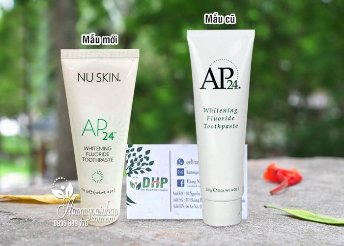 Kem đánh trắng răng Nuskin AP24 - Whitening Fluoride Toothpaste 7