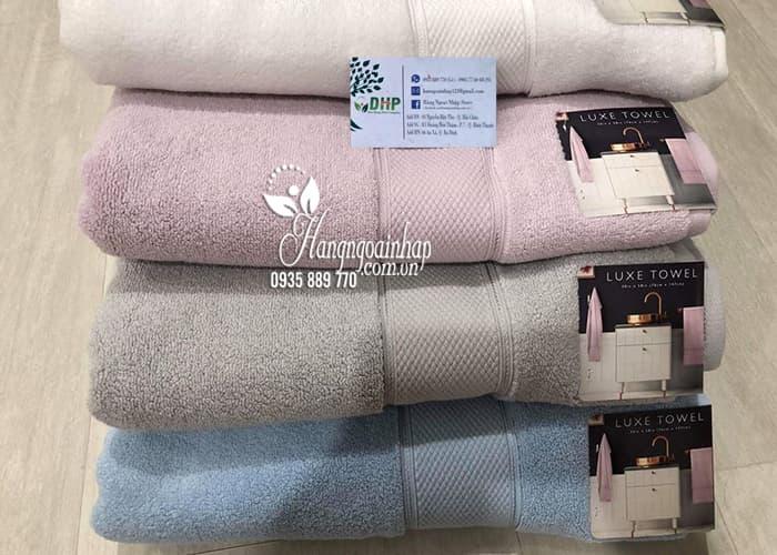 Khăn tắm Luxe Towel Loftex 76cm x 147cm cao cấp Mỹ 2
