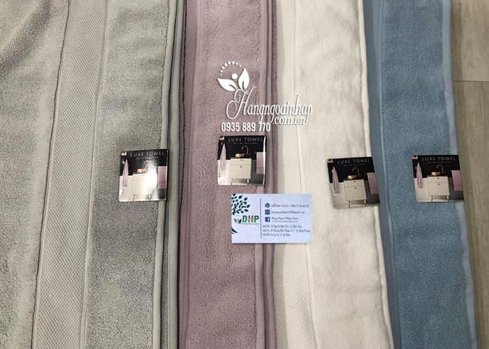Khăn tắm Luxe Towel Loftex 76cm x 147cm cao cấp Mỹ 1