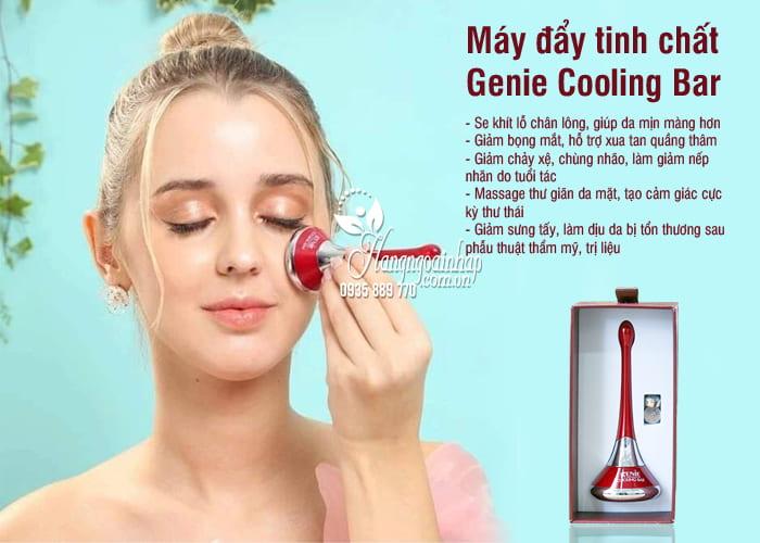 Máy đẩy tinh chất Genie Cooling Bar của Hàn Quốc 2