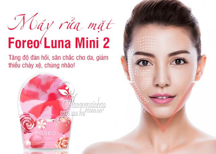 Máy rửa mặt Foreo Luna Mini 2 chính hãng, phiên bản giới hạn 2