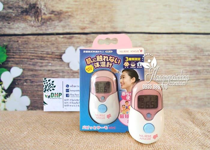 Nhiệt kế đo trán của Nhật Bản AND Medical/ Nurse Angie 1