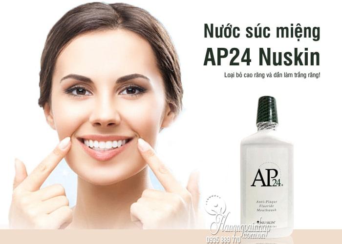Nước súc miệng AP24 Nuskin 500ml chính hãng Mỹ 1