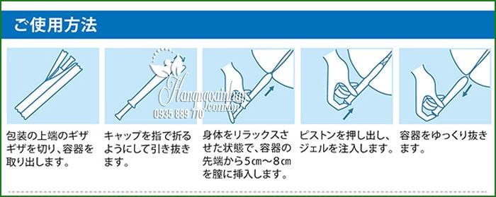 Đũa thần se khít vùng kín Inclear Nhật, ngăn ngừa viêm nhiễm 1