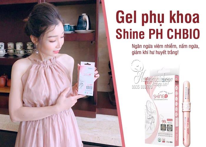 Dung dịch vệ sinh shine ph Hàn Quốc
