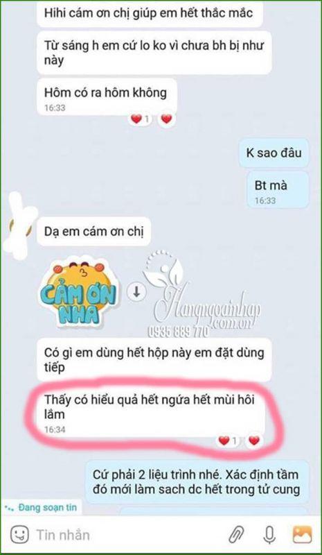 Gel phụ khoa Shine PH CHBIO Hàn Quốc, hộp 4 ống 2