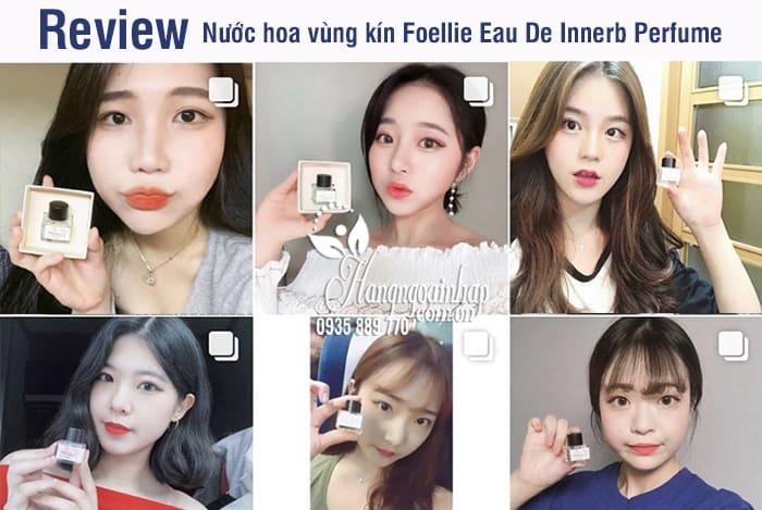 Nước hoa vùng kín Foellie Eau De Innerb Perfume 5ml Hàn Quốc 3