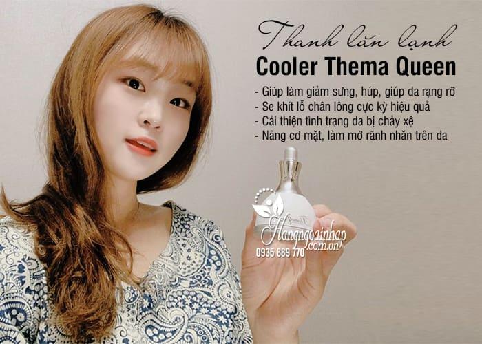 Thanh lăn lạnh Cooler Thema Queen Hàn Quốc HOT 2020 7