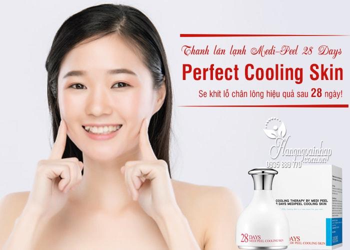 Thanh lăn lạnh Medi-Peel 28 Days Perfect Cooling Skin Hàn Quốc 9