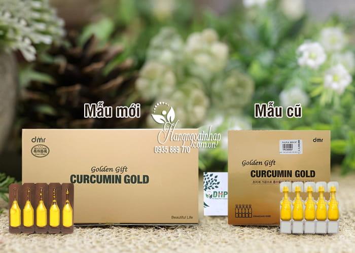 Tinh nghệ Nano Curcumin Gold Hàn Quốc - Liệu pháp hiện đại 1