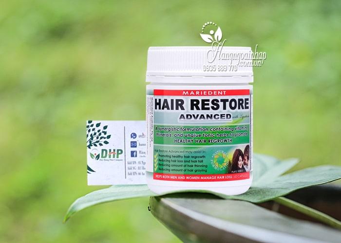 Viên uống mọc tóc Hair Restore Advanced 60 viên của Úc 1