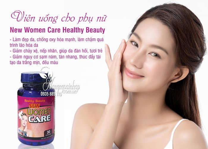Viên uống New Women Care Healthy Beauty 30 viên cho phụ nữ 1