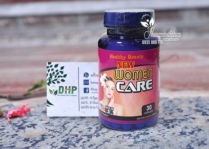 Viên uống New Women Care Healthy Beauty 30 viên cho phụ nữ 4