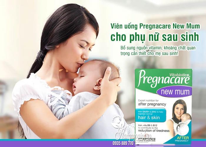 Viên uống Pregnacare New Mum cho phụ nữ sau sinh 56 viên 1