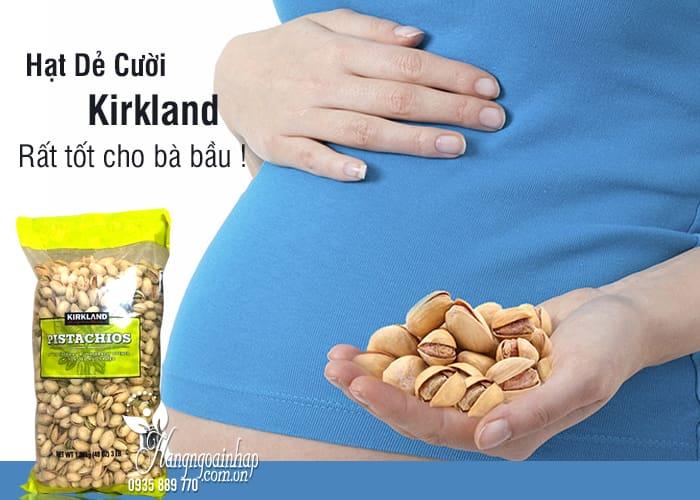 Hạt Dẻ Cười Kirkland Của Mỹ gói 1,36kg thơm ngon 1