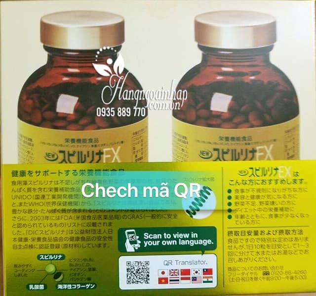 Tảo vàng cao cấp Spirulina EX Nhật Bản hộp 2000 viên  1