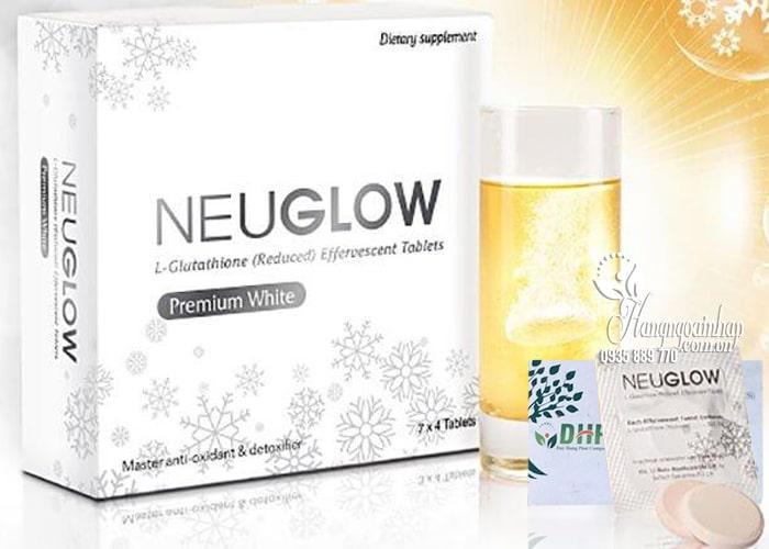 Viên sủi trắng da Neuglow L-Glutathione Premium White 289