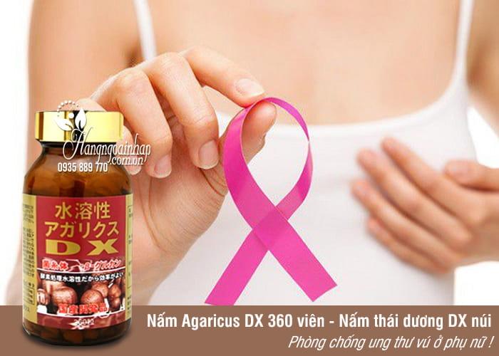 Nấm Agaricus DX 360 viên - Nấm thái dương DX núi của Nhật Bản 2