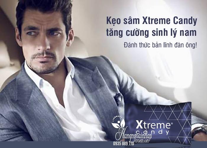 Kẹo sâm Xtreme Candy 30 viên, tăng cường sinh lý nam giới 6