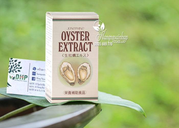 Viên tinh chất hàu Oyster Extract Josephine Nhật Bản 90 viên 8