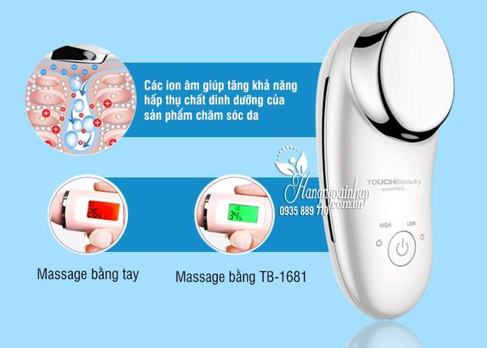 Máy massage hấp thu kem TouchBeauty TB1681 chính hãng 3