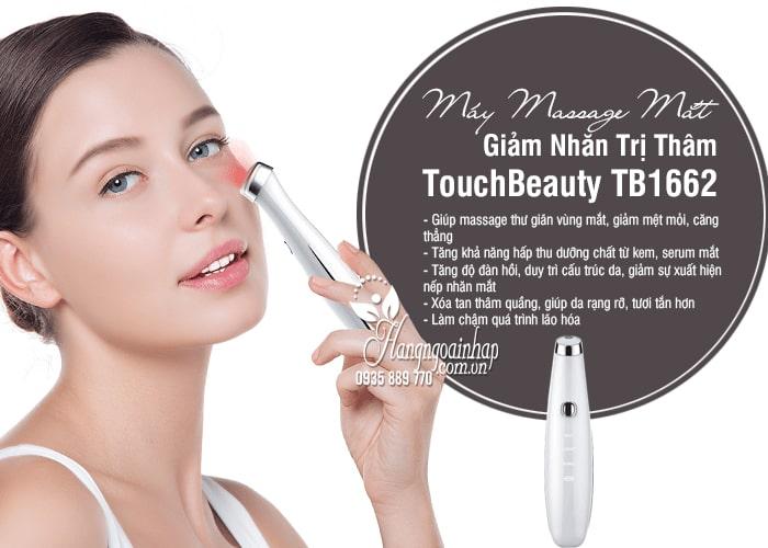 Máy massage mắt giảm nhăn trị thâm TouchBeauty TB1662 9