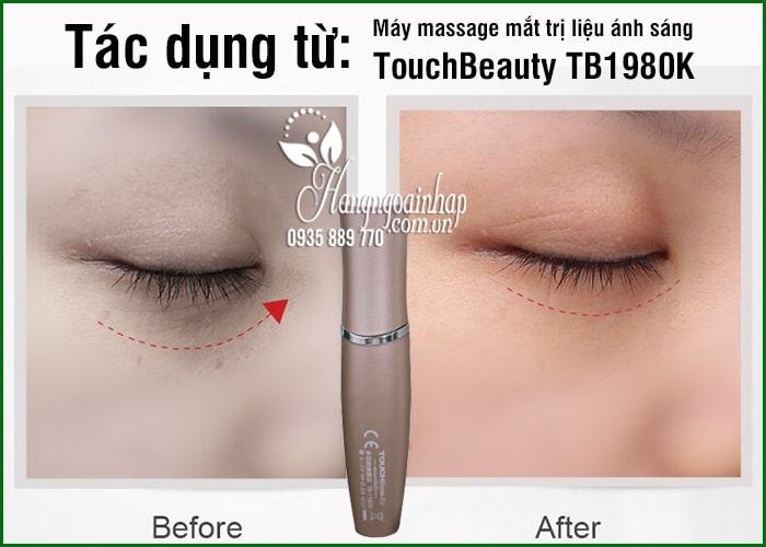 Máy massage mắt trị liệu ánh sáng TouchBeauty TB1980K 1