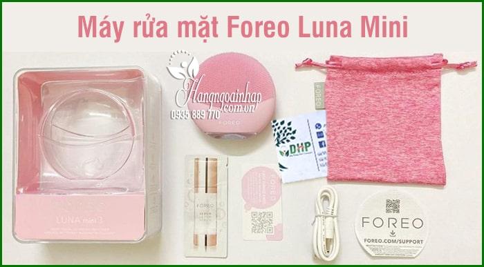 Máy rửa mặt Foreo Luna Mini 3 chính hãng, giá tốt nhất 6