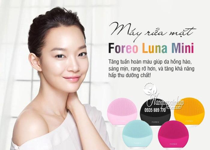 Máy rửa mặt Foreo Luna Mini 3 chính hãng, giá tốt nhất 7