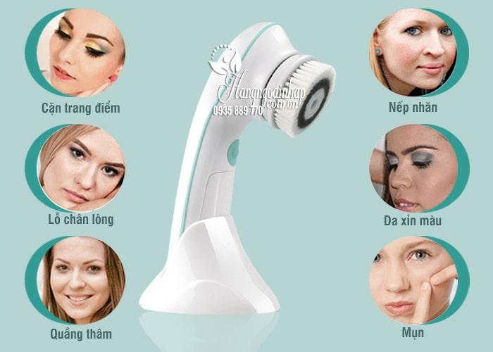 Máy rửa mặt và massage 3 in 1 TouchBeauty TB0759A giá tốt 1