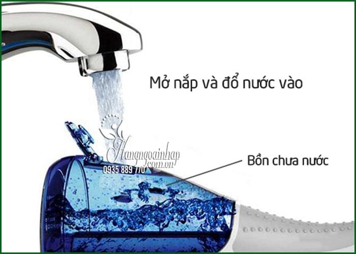 Máy tăm nước du lịch Waterpulse V400 Plus chính hãng 0