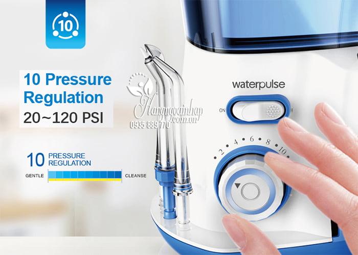 Máy tăm nước gia đình Waterpulse V300 bảo vệ răng nướu 3