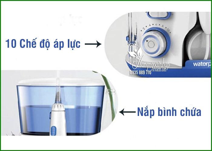 Máy tăm nước gia đình Waterpulse V300 bảo vệ răng nướu 9