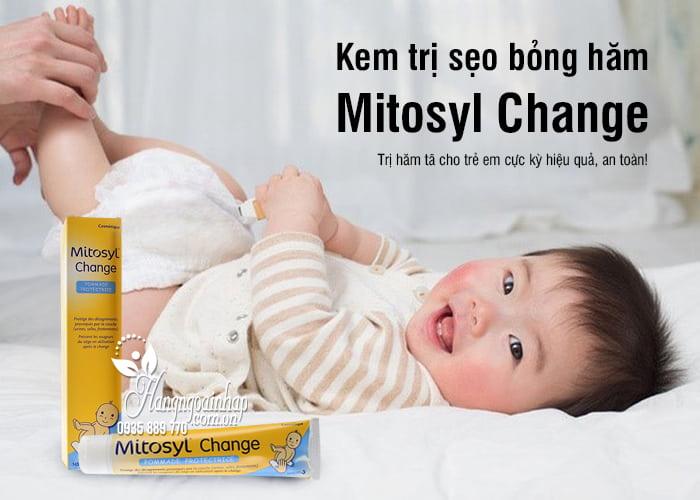 Kem trị sẹo bỏng hăm Mitosyl Change 145g của Pháp 1