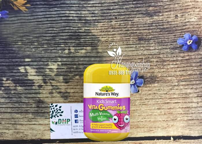 Kẹo dẻo vitamin tổng hợp Vita Gummies Multi Vitamin + Vegies 5