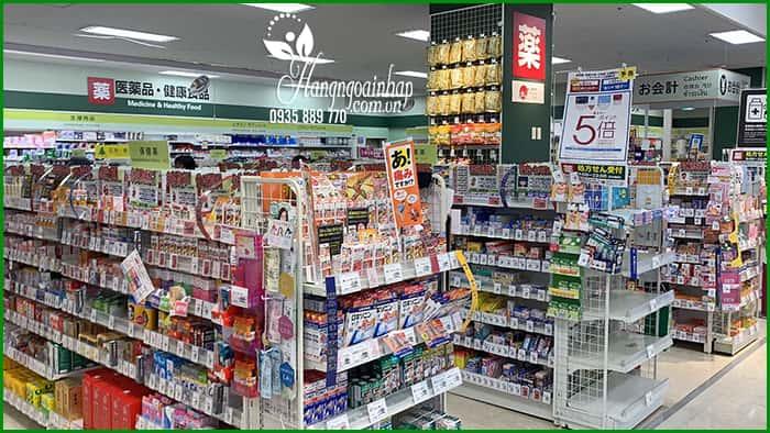 Thuốc trị cảm cúm cho trẻ Taisho Pabron Gold A 46 gói Nhật Bản 1