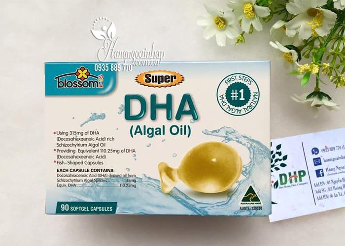Viên bổ sung DHA Algal Oil - Dầu tảo biển cho bé từ 1 tuổi 2