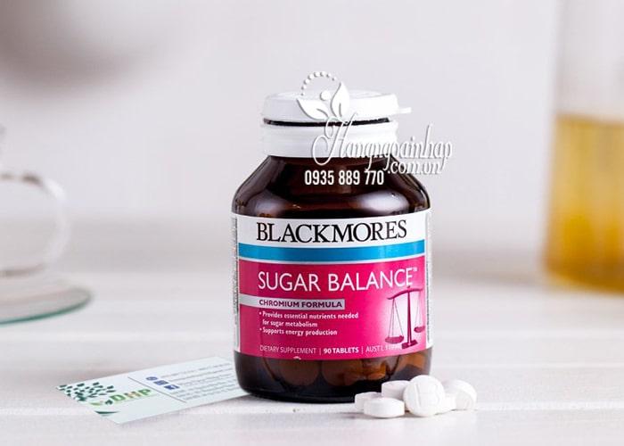 Blackmores Sugar Balance 90 viên của Úc cân bằng đường huyết 2