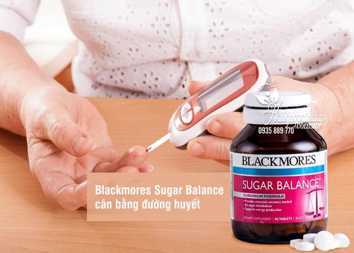 Blackmores Sugar Balance 90 viên của Úc cân bằng đường huyết 1