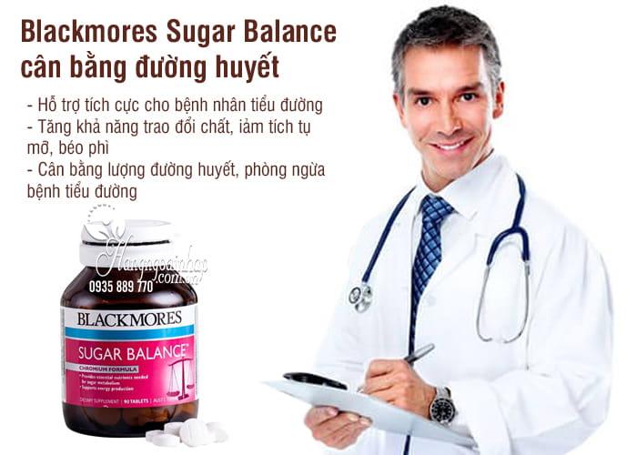 Blackmores Sugar Balance 90 viên của Úc cân bằng đường huyết 4