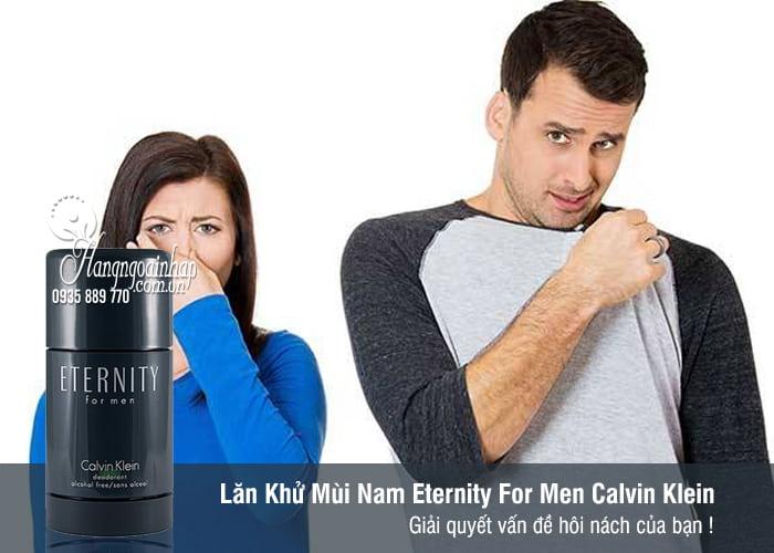 Lăn Khử Mùi Nam Eternity For Men Calvin Klein Của Mỹ 2