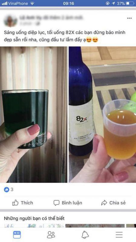 =>> Review Collagen 82x 120.000mg từ người dùng trên Facebook 2