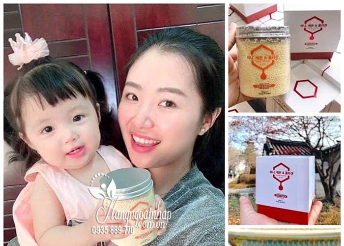 Bột collagen khô Mama Chuê Collagen Diet & Beauty 250g 1