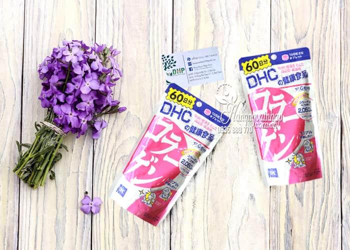 Collagen DHC 360 viên của Nhật - Chống lão hóa, làm đẹp da 5