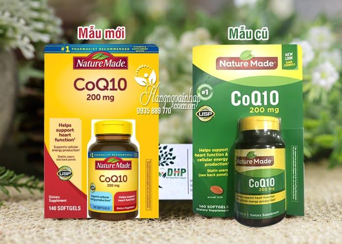 CoQ10 Nature Made 200mg - Thuốc Bổ Tim Mạch Của Mỹ 1